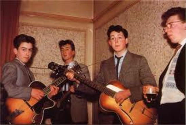 The Beatles first concert