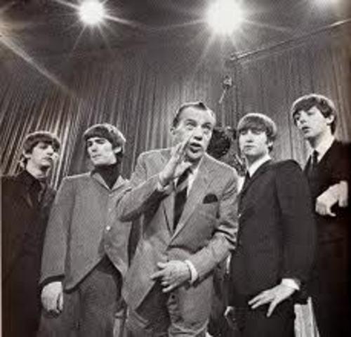 The Beatles in America!