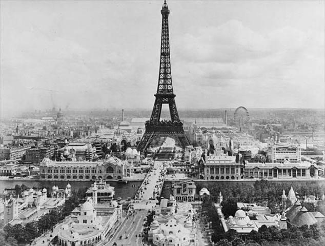 EXPOSICION UNIVERSAL DE PARIS
