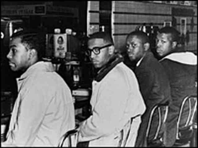 Lunch Counter Sit-in's