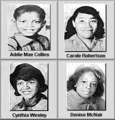 The16th Street Church Bombing