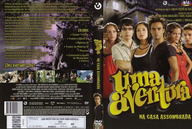 Filme: «Uma Aventura na Casa Assombrada»