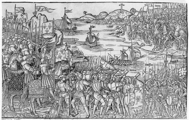 The Seventh Crusade- World