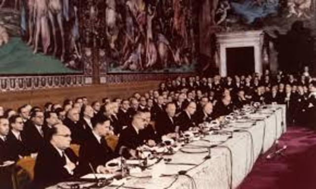El tratado de Roma