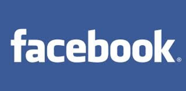 interactue y cree una cuenta en FACEBOOK