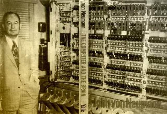 La primera computadora EDVAC