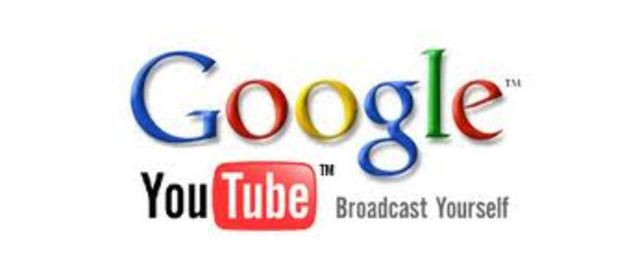 INTERNET : Google/ You Tube (2006)