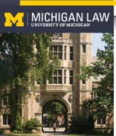 University of Michigan Law School's policy