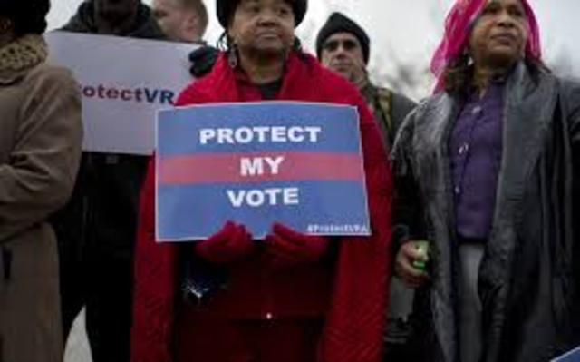 Section 4 of the Voting Rights Act