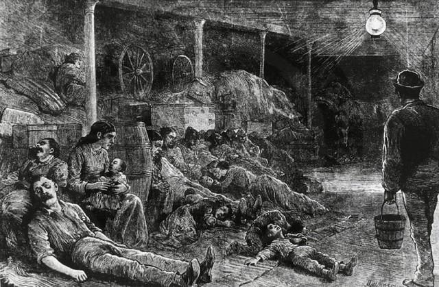 First Bubonic Plague Pandemic
