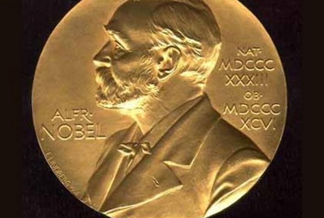 Premio Nobel de la Paz.