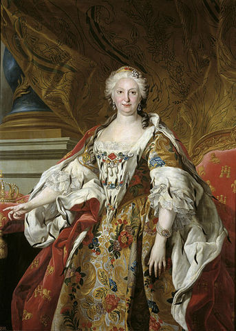 Isabella Farnese of Parma First Reign