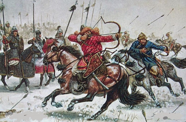 Mongol Conquest of all of China
