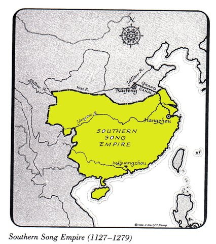 Song Dynasty Begins