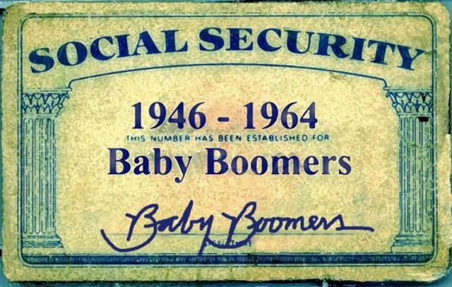 The Baby-Boom hits