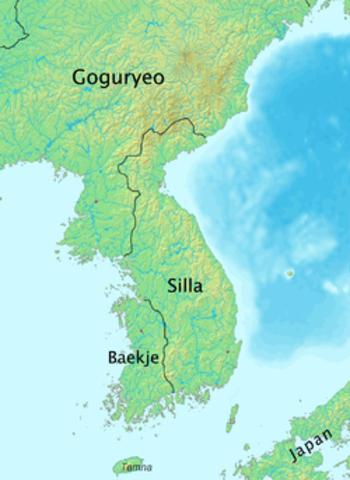 Silla Dynasty Begins
