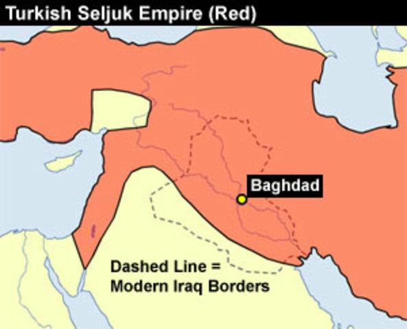 Saljuq Control Over Abbasid Dynasty