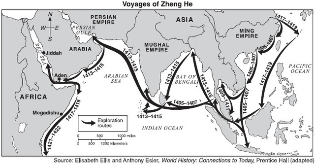 Zheng He's Expedition