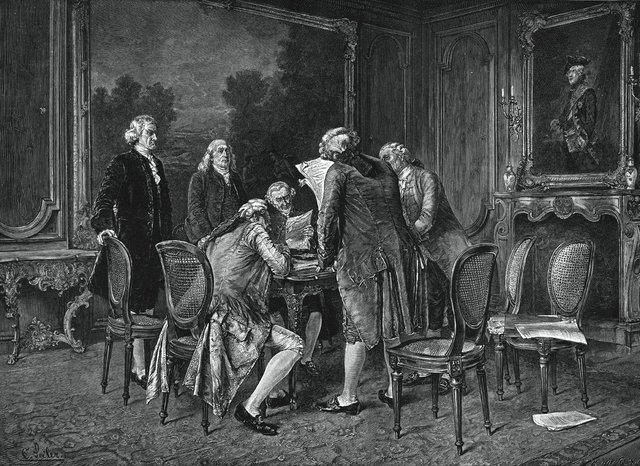 Treaty o Paris