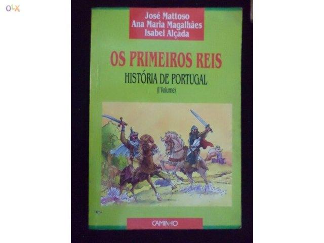 Lançamento do 1º volume da colecção «História de Portugal», com o título «Os primeiros reis»