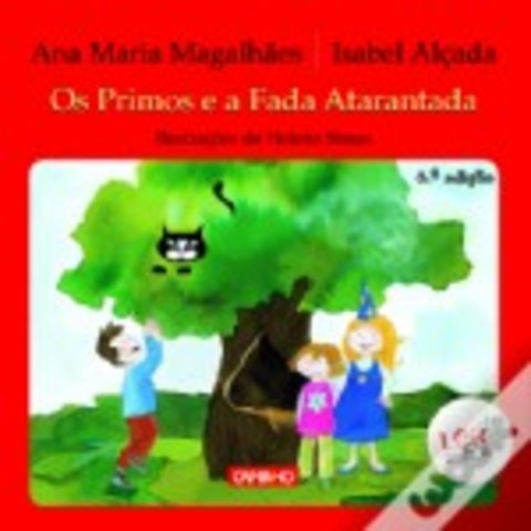 Lançamento do livro «Os primos e a fada atarantada», 1º da colecção «Floresta mágica»