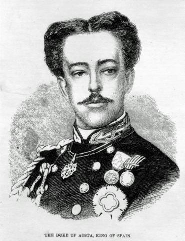 Amadeus de Savoy