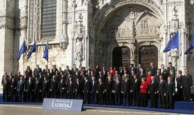 El Tratado de Lisboa