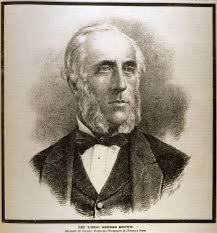 The Death of George Brown