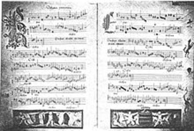 Missa Prolationum by Johannes Ockeghem