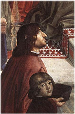 la Giostra by Angelo Poliziano