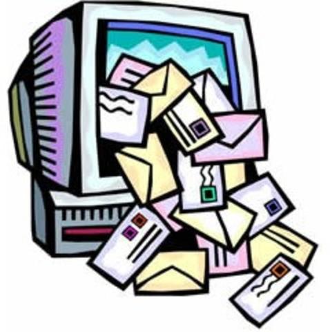 Primera lista de correos