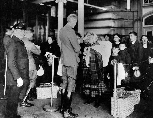 Ellis Island Closes Its Gates