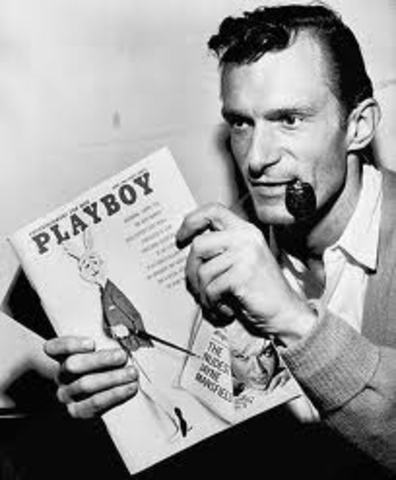 First Playboy magazine published