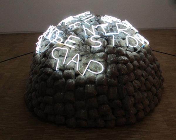 igloo de Giap by Mario Merz