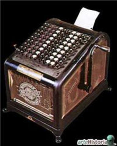 Construyo la maquina calculadora