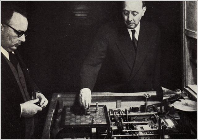 Leonardo Torres y Quevedo
