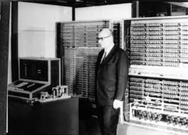 Construyen ENIAC