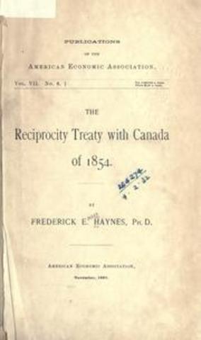 End of Reciprocity Treaty