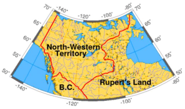 North Western Territories