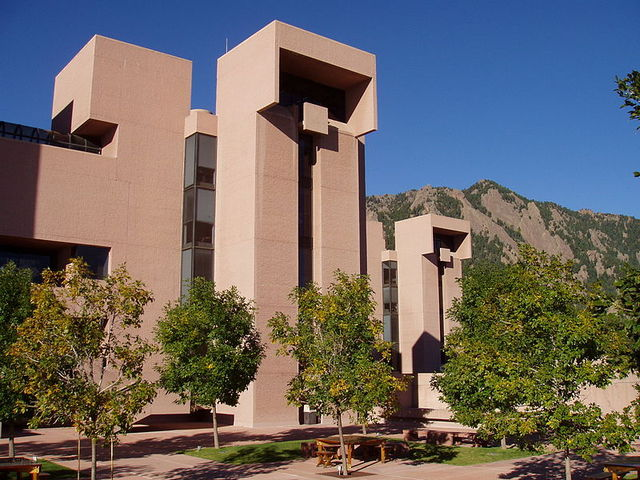 National Center for Atmospheric Research in Colorado by I.M. Pei