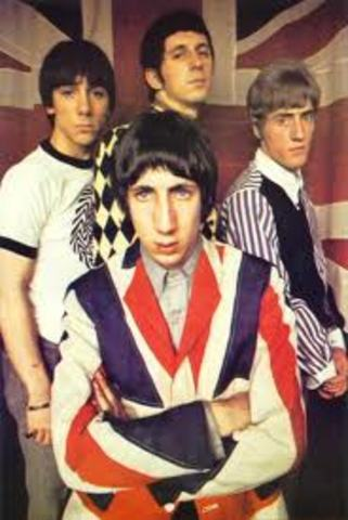 """""""(I Can't Get No) Satisfaction"""" by The Rolling Stones and """"My Generation"""" by The Who"""