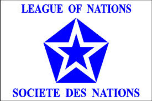 League of Nations recognition