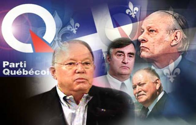 Parti Quebecois formed