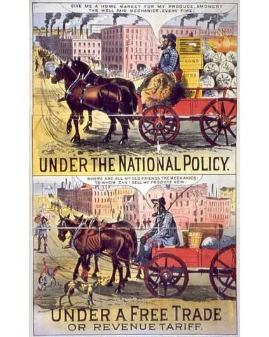 John A. McDonald's National Policy