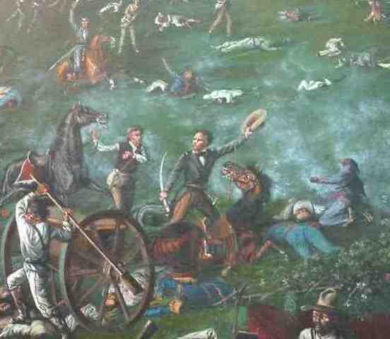 Battle of Anahuac