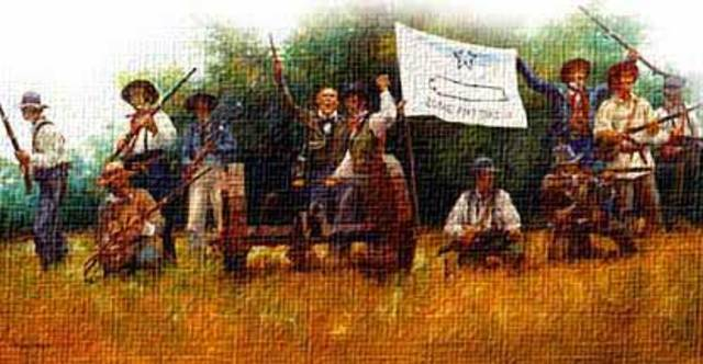 Texans win Battle of Gonzales