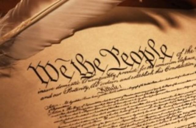The Constitution Begins