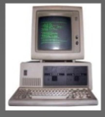 el Compaq portable