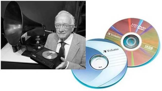 Лазерные или оптические диски