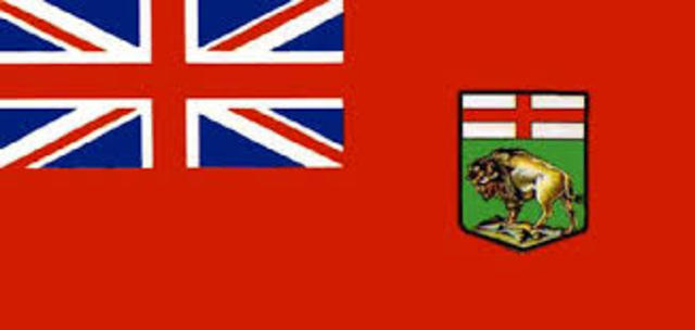 Manitoba becomes a part of Canada
